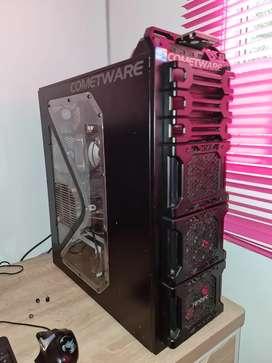 Pc Gamer core i7 16GB ram GEforce GTX 1050