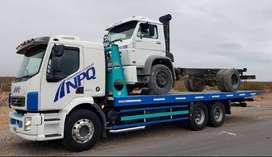 Auxilio mecánico, remolques, servicio de grúa y traslado de vehículos en Neuquén