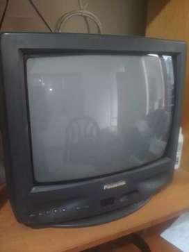 "Televisor de segunda Panasonic 10"""
