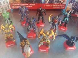 Colección Transformers