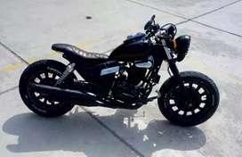 Keeway Superlight 200 cc remato