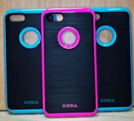 Funda Soul BORDER COLOR IPHONE 7 8