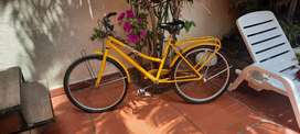 Bicicleta de paseo muy linda rodado 26