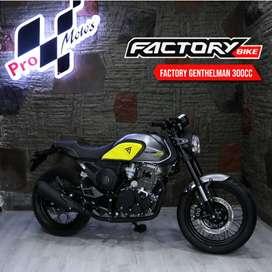 MOTO FACTORY BIKE GENTLEMAN 300