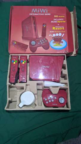 En venta consola MIWI + Domino educativo