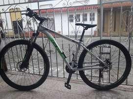Bicicleta GW original