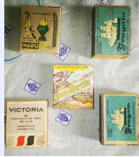 Cajas de Fosforo Argentina