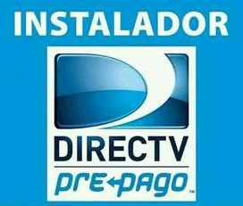 Instalador Antenas Directv