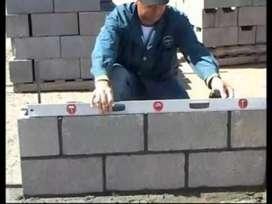 Ladrillo Bloque de concreto N 14