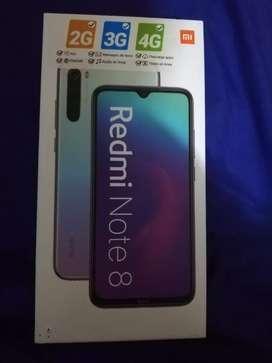Vendo Xiaomi note 8 128gb