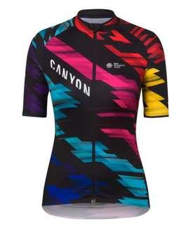 Camisa ciclismo canyon calidad pro