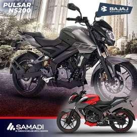 Moto BAJAJ PULSAR NS200. Facilidades de pago