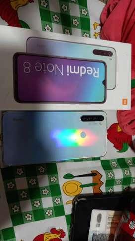 Xiaomi redmin note 8q