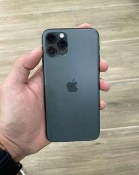 Increible iphone 11 pro verde noche 256 gb