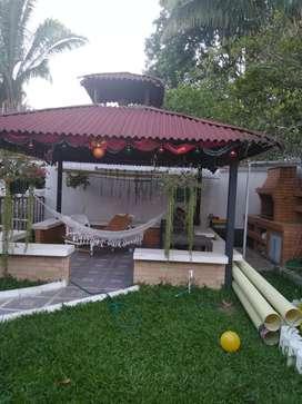 Bonita casa quinta en venta el totumo