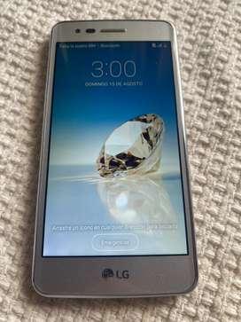 Celular LG Aristo - Usado