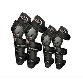 Rodillera Codera Protección Seguridad Motobiker Comodas