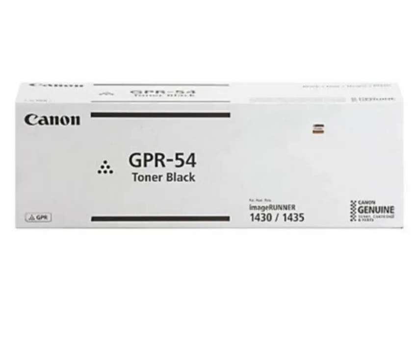 Tóner Canon gpr 54