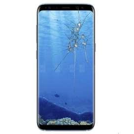 Vidrio Visor Samsung Galaxy S8 E Instalacion
