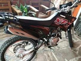 Vendo moto XTZ 125
