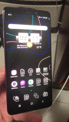 Samsung A9 (2018) - Seminuevo