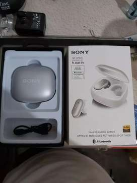 Vendo audífonos Bluetooth Sony