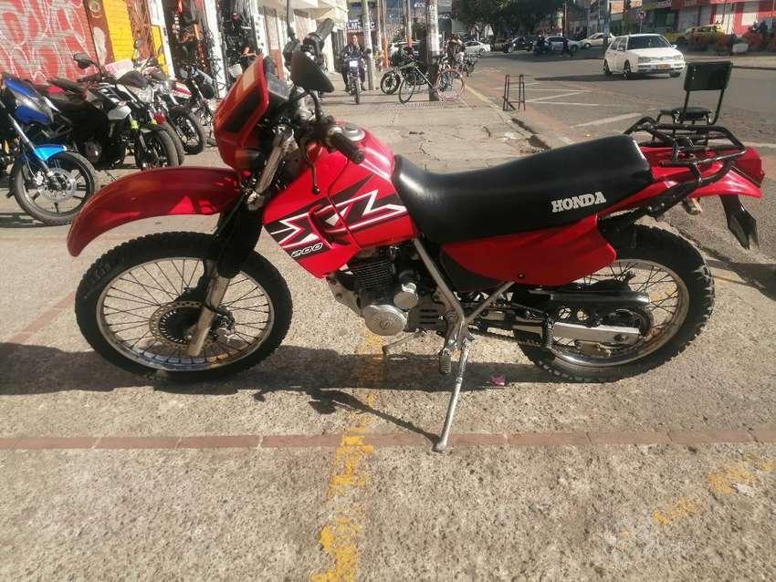 Honda Xl 200 0