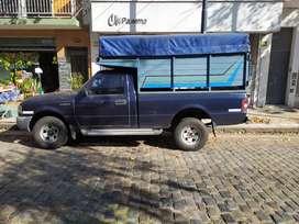 Ford Ranger 4x2 con caja mudancera