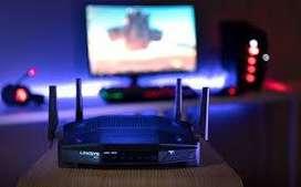 Internet wifi cableado de red reparación laptops pc