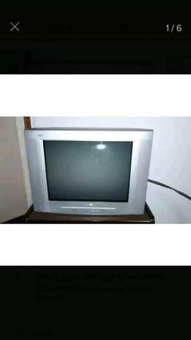 televisor 21 pulgadas pantalla plana
