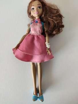 Muñeca Audrey Descendientes