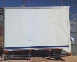 Furgon para kia k2700, h100 camión