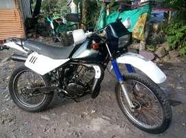Moto ts  2007