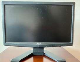 """Pantalla monitor Acer X163W 16"""" para PC"""