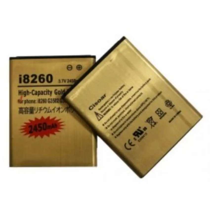 Batería Extendida Gold Samsung Galaxy Core I8260 I8262 0