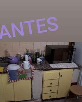 Muebles de cocina y placares