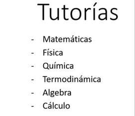 Tutorías Matemáticas