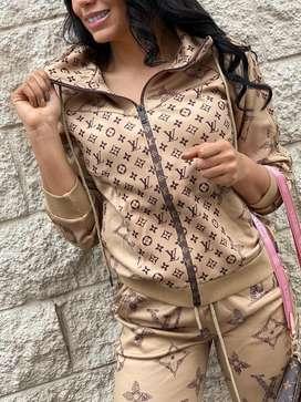 Conjuntos femeninos en algodon louis vuitton 1305 envio gratis
