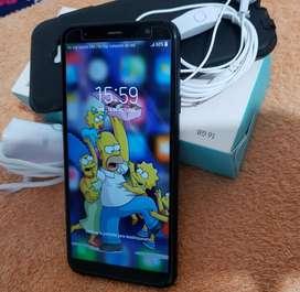 Vendo Samsung J4 Core! Impecable con vidrio templado, protector caja cargador y auricular liberado funcionando perfecto
