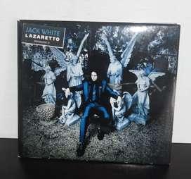 CD LAZARETTO JACK WHITE ORIGINAL.