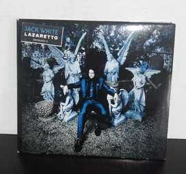 CD LAZARETTO JACK WHITE ORIGINAL.