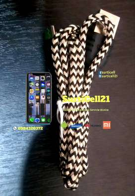 CABLES USB LARGOS
