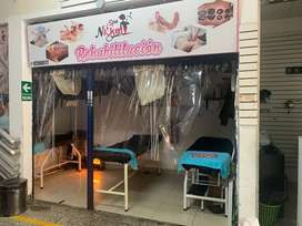Traspaso local de masajes