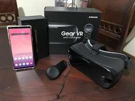 Combo Samsung Galaxy Note 9 + Gear VR con control (USADO 10/10)