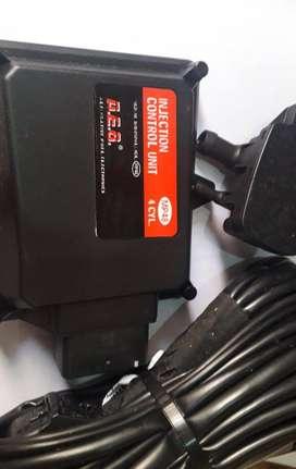Motor Gas Instalación de GNV y GLP