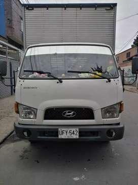 Vendo hd 65 furgón mod 2011
