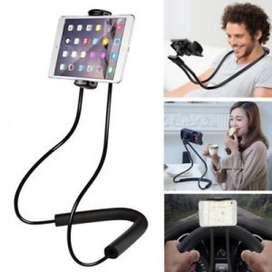 Soporte Flexible Para Celular Tablet Cuello Gruponatic San Miguel