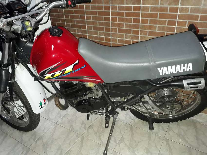Se vende Moto Yamaha 0