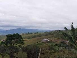 Lote en Tocotá, vereda San Miguel.