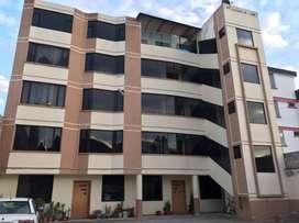 En Edf. Ginebra Vendo departamento 3 dormitorios 2 banos parqueadero